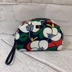 ❗️SALE Kate Spade Floral Medium Dome Cosmetic Bag